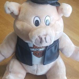 harley davidson piggy